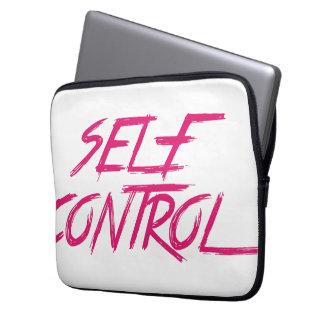 SELF CONTROL COMPUTER SLEEVE