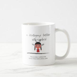 Self Control Girl Mug