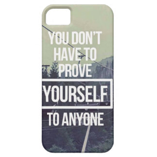 Self Control iPhone 5 Cover