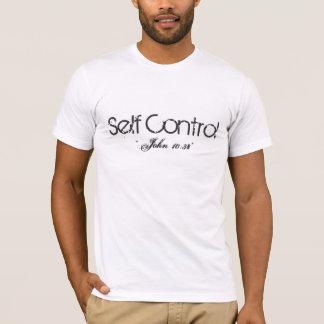 Self Control, *John 10:34* T-Shirt