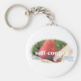 Self Control Keychains