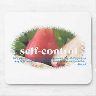 Self Control Mouse Pad