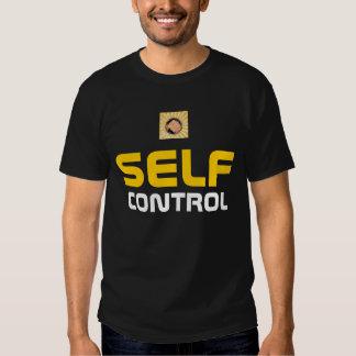 self Control Tee Shirts