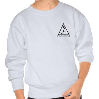Self Control Pullover Sweatshirts
