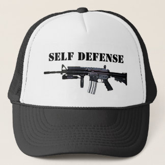 Self Defense AR15 ( Hat )