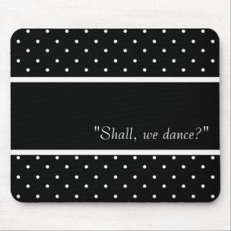 SELF-EXPRESSION--TEMPLATE-VINTAGE-STYLISH MOUSE PAD