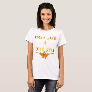 Self-Harm Rock Star Ladies T-Shirt