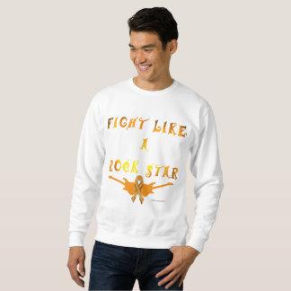 Self-Harm Rock Star Men's Sweatshirt