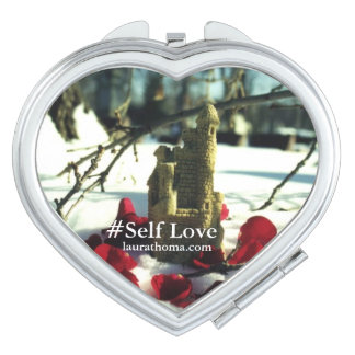 Self Love Compact Compact Mirrors