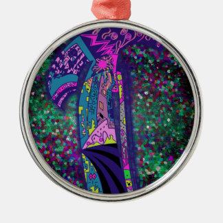 Self Metal Ornament