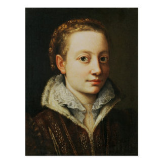Self portrait, 1559-61 postcard
