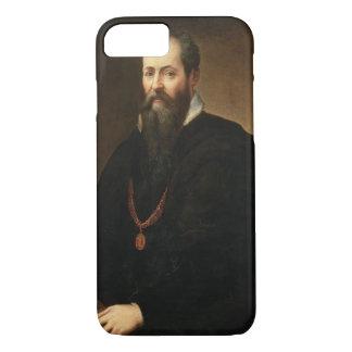 Self Portrait, 1566-68 (oil on canvas) iPhone 7 Case