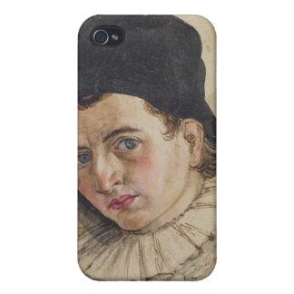 Self Portrait, 1591 iPhone 4/4S Cases