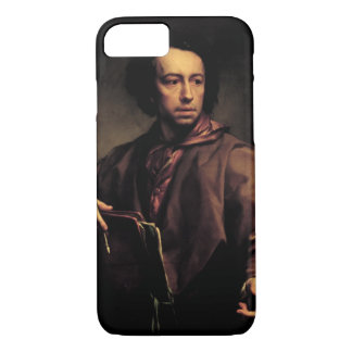 Self Portrait, 1773 (oil on panel) iPhone 7 Case