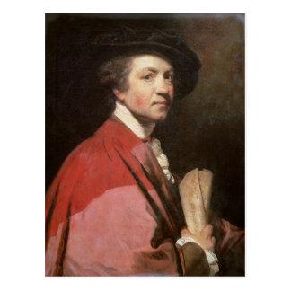 Self Portrait, 1775 Postcard