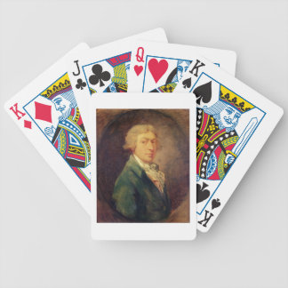 Self Portrait, 1787 (oil on canvas) 2 Card Deck