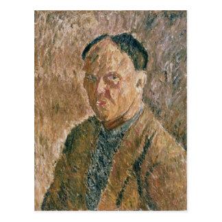 Self Portrait, 1923 Postcard