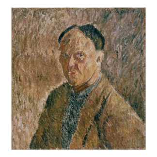 Self Portrait, 1923 Poster