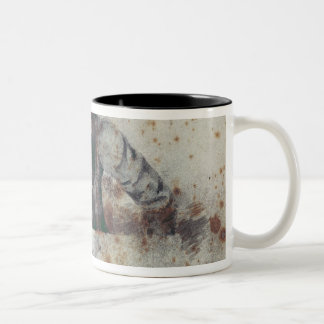 Self Portrait 4 Two-Tone Coffee Mug