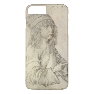 Self Portrait at Age 13 by Albrecht Durer iPhone 7 Plus Case