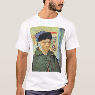 Self Portrait, Bandaged Ear by Vincent van Gogh T-Shirt