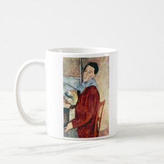 Self Portrait by Amedeo Modigliani Coffee Mug