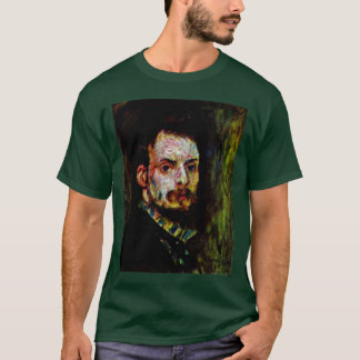 Self-Portrait By Pierre-Auguste Renoir T-Shirt