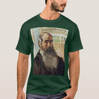 Self-Portrait By Pissarro Camille T-Shirt