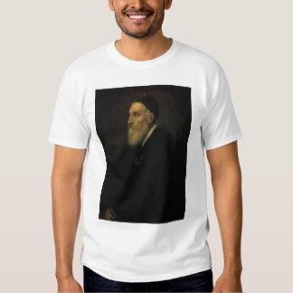 Self Portrait by Titian, Renaissance Art T-shirts