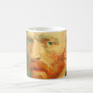 Self Portrait by Vincent van Gogh Classic White Coffee Mug