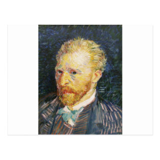 Self-Portrait by Vincent van Gogh Postcard