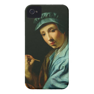 Self Portrait, c.1555 (oil on panel) iPhone 4 Cases