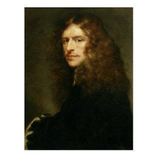 Self Portrait, c.1652 Postcard