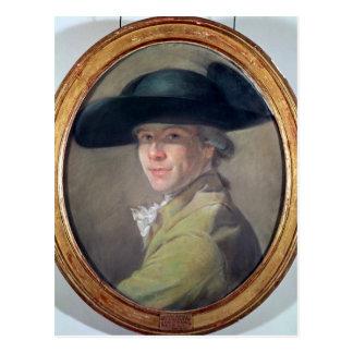 Self Portrait, c.1780 Postcard