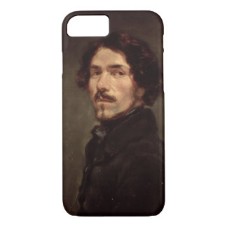 Self portrait, c.1840 (oil on canvas) (see also 16 iPhone 7 case