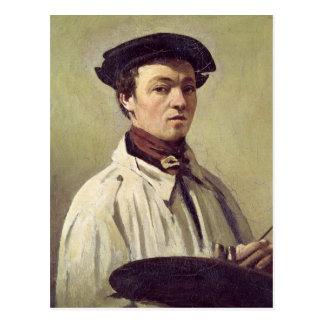 Self Portrait, c.1840 Postcard