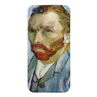Self Portrait c.1899, Vincent Van Gogh iPhone 5 Case