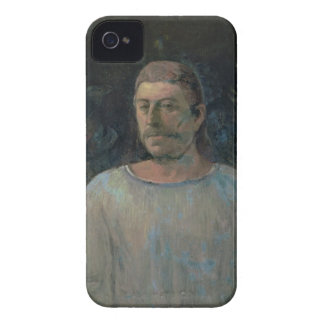 Self portrait, close to Golgotha, 1896 (oil on can iPhone 4 Case-Mate Cases