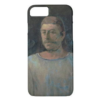 Self portrait, close to Golgotha, 1896 (oil on can iPhone 7 Case