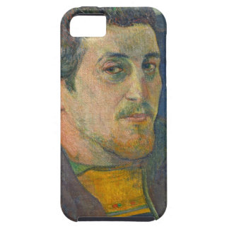 Self Portrait dedicated to Carriere, 1888-1889 iPhone 5 Cases