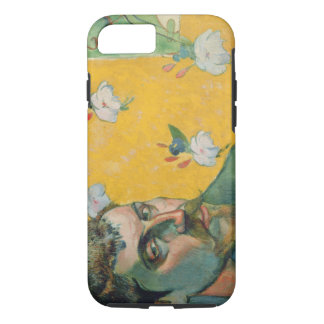 Self Portrait, Les Miserables,1888 (oil on canvas) iPhone 7 Case