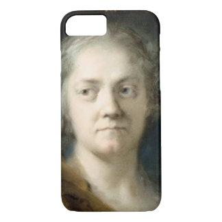 Self Portrait (oil on paper) iPhone 7 Case