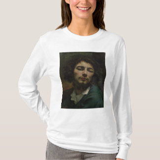 Self Portrait or, The Man with a Pipe, c.1846 T-Shirt