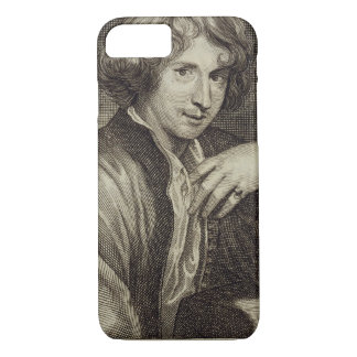 Self Portrait, plate 33 from a series of portraits iPhone 7 Case