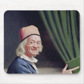 Self Portrait Smiling, c.1770-73 Mouse Pad