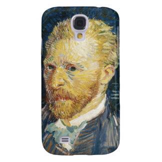 Self Portrait Vincent van Gogh fine art painting Galaxy S4 Cases