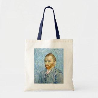 Self-Portrait, Vincent van Gogh Fine Art Tote Bag