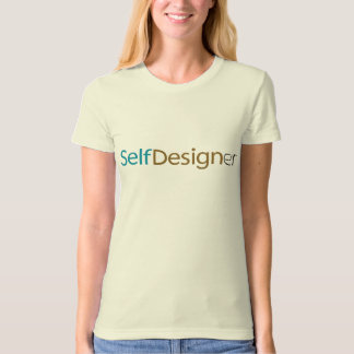 SelfDesigner on the front  / no back T-Shirt