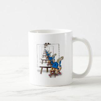 Selfie Cartoon 9472 Coffee Mug