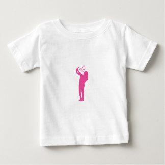 Selfie Girl Graphic Baby T-Shirt